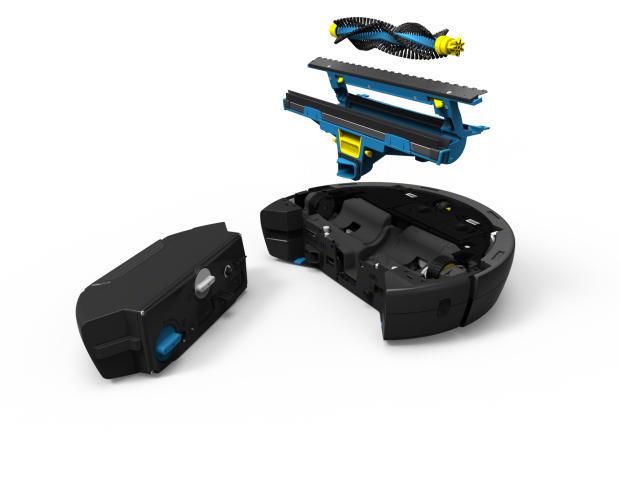 iRobot Scooba 450 - комплектация