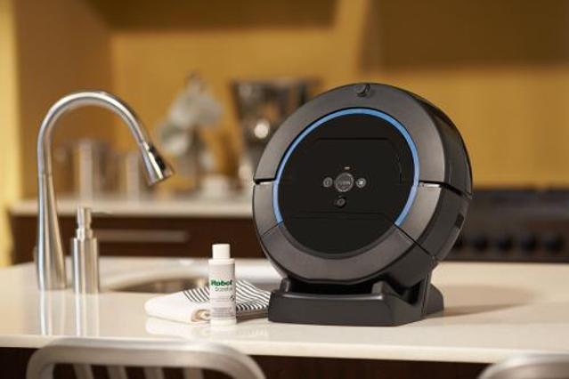 Робот-пылесос для влажной уборки iRobot Scooba 450