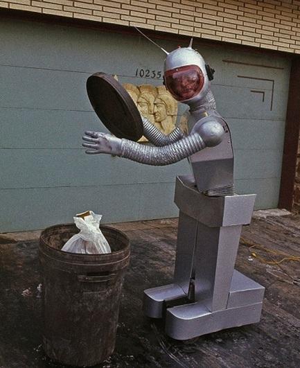 Автоматический слуга Arok