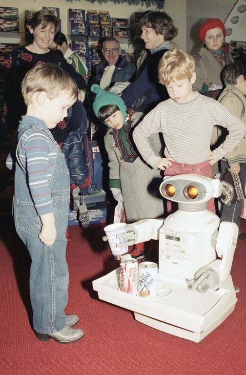Игровой робот Omnibot