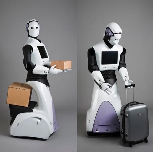 Reem: робот-грузчик