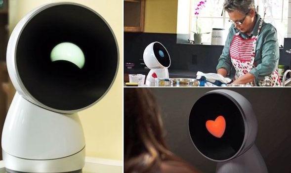 JIBO: робот-товарищ